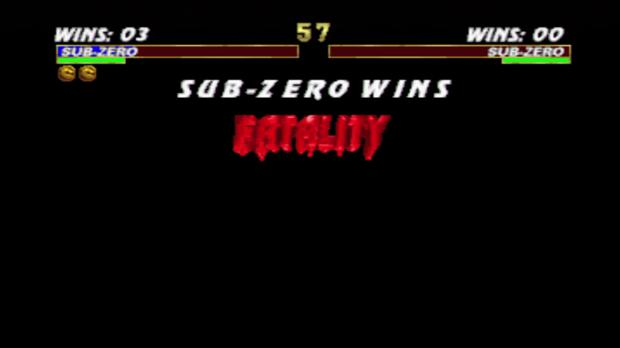 Mortal Kombat 3 video
