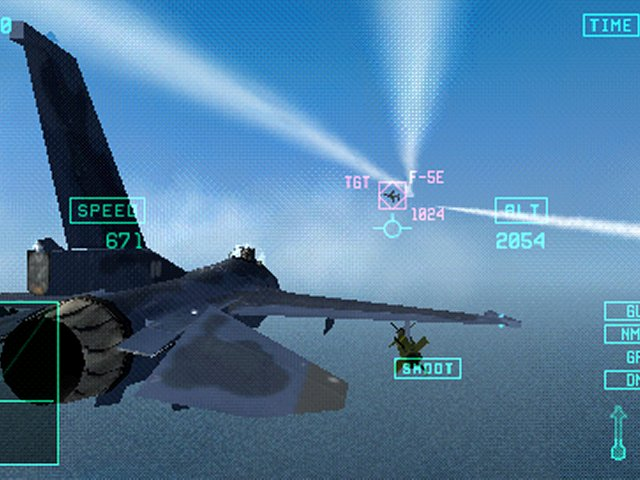 Ace Combat: Joint Assault video