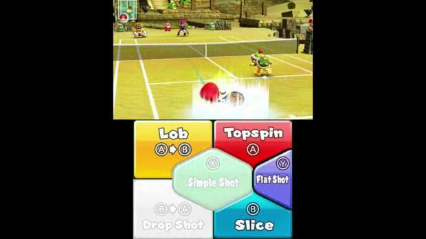 Mario Tennis Open video
