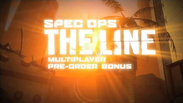 Spec Ops: The Line video