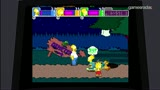 The Simpsons Arcade video