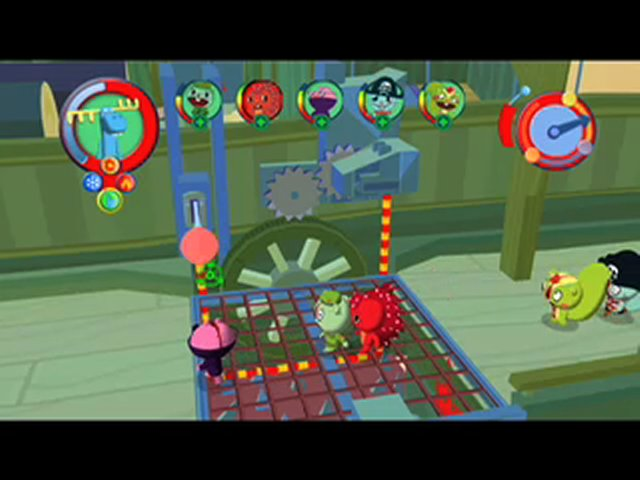 Happy Tree Friends: False Alarm video