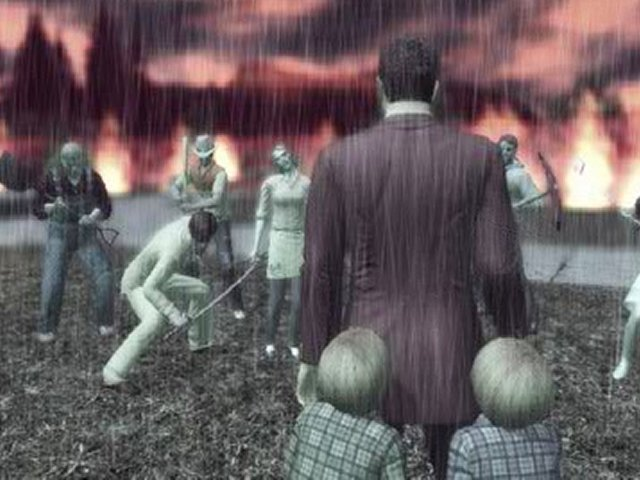 Deadly Premonition video