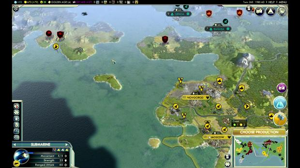 Sid Meier's Civilization V video